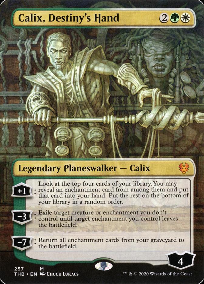 Calix, Destiny's Hand [PTHB]