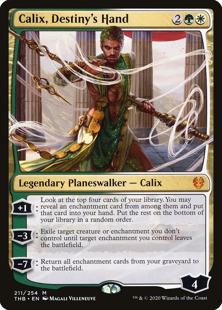 Calix, Destiny's Hand [THB]