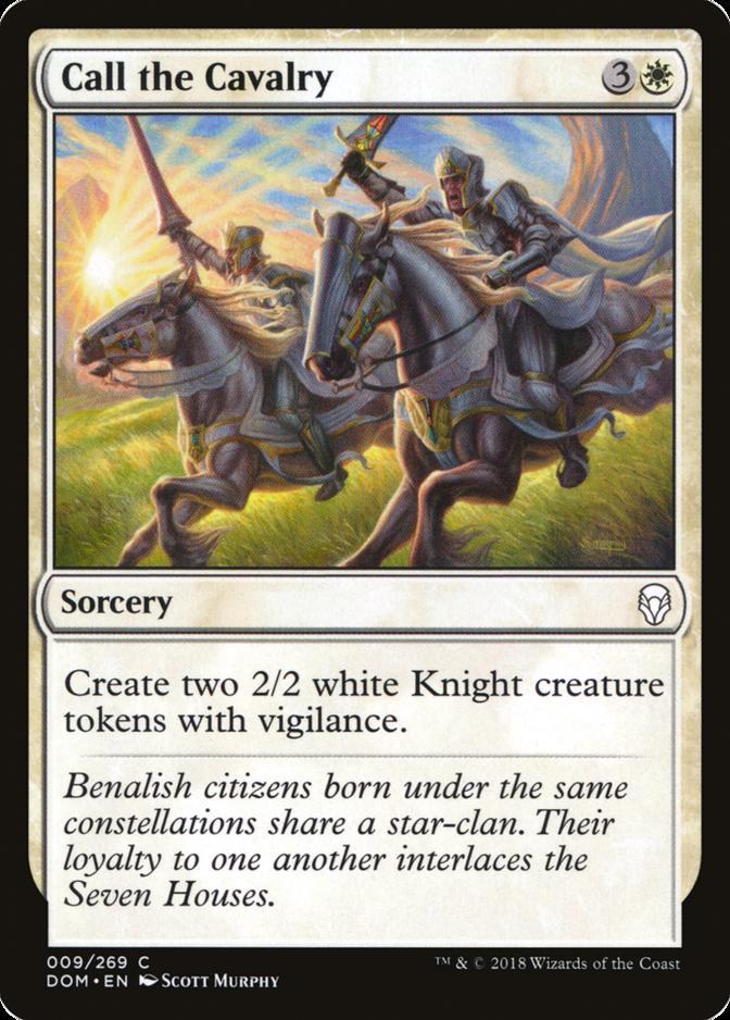 Call the Cavalry [DOM]