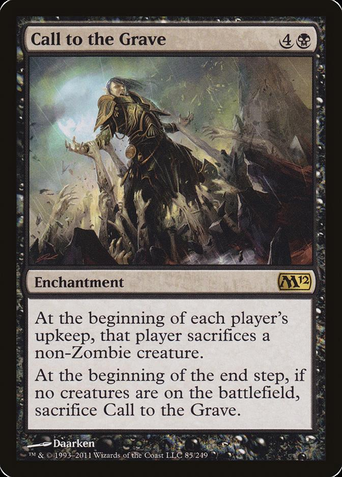 Call to the Grave [M12]