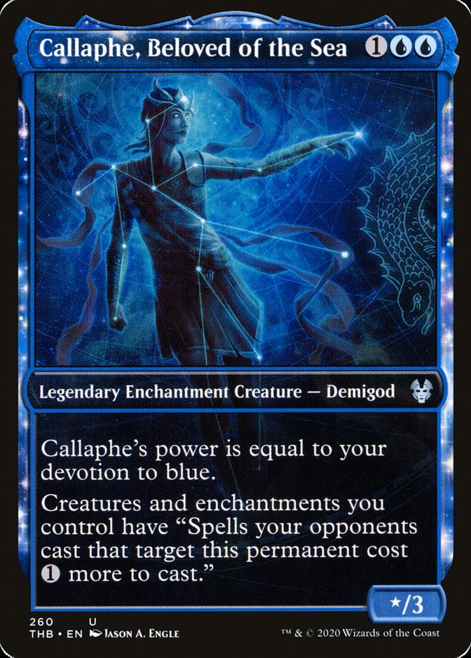 Callaphe, Beloved of the Sea [PTHB]