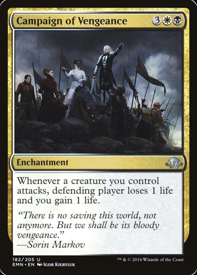 Campaign of Vengeance [EMN]