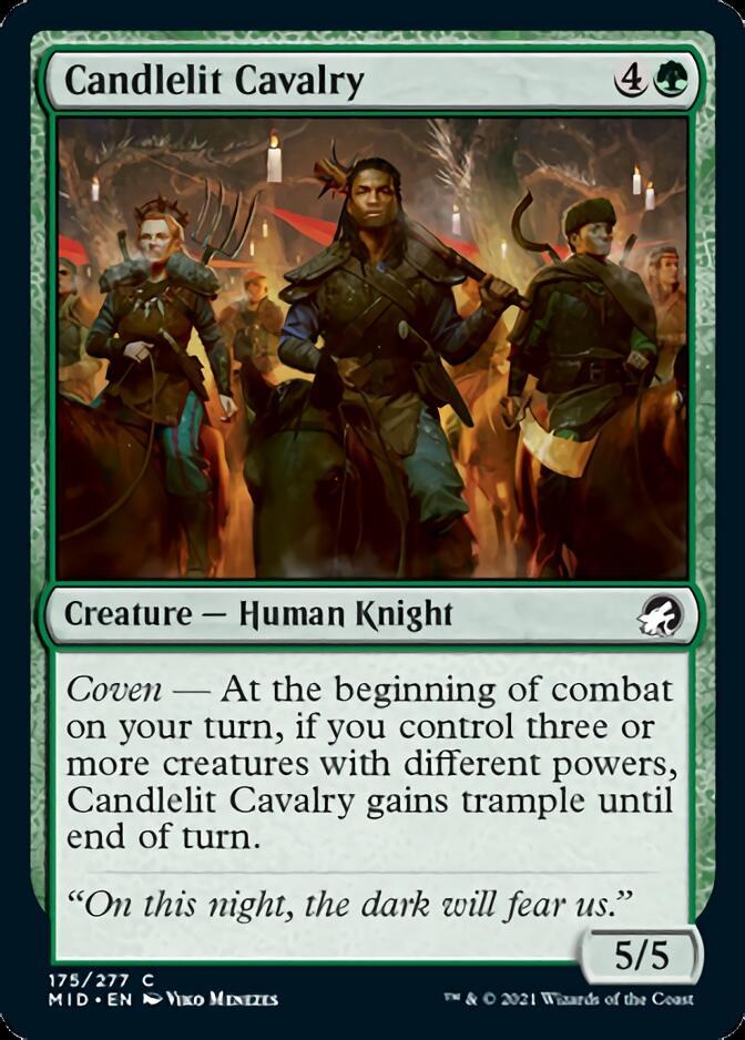 Candlelit Cavalry [MID]
