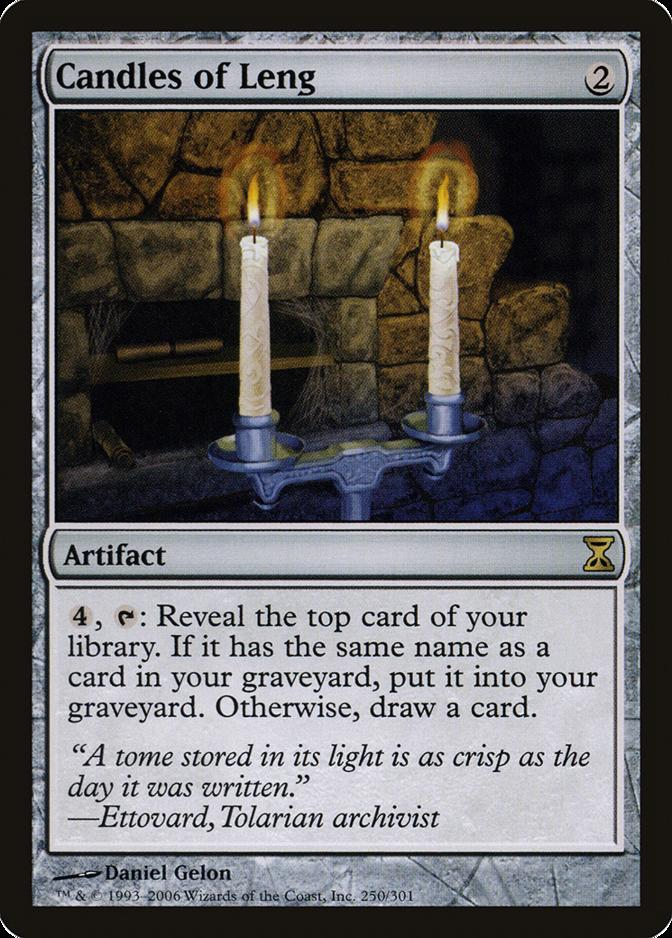 Candles of Leng [TSP]