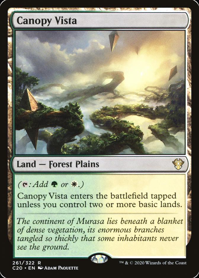Canopy Vista [C20]