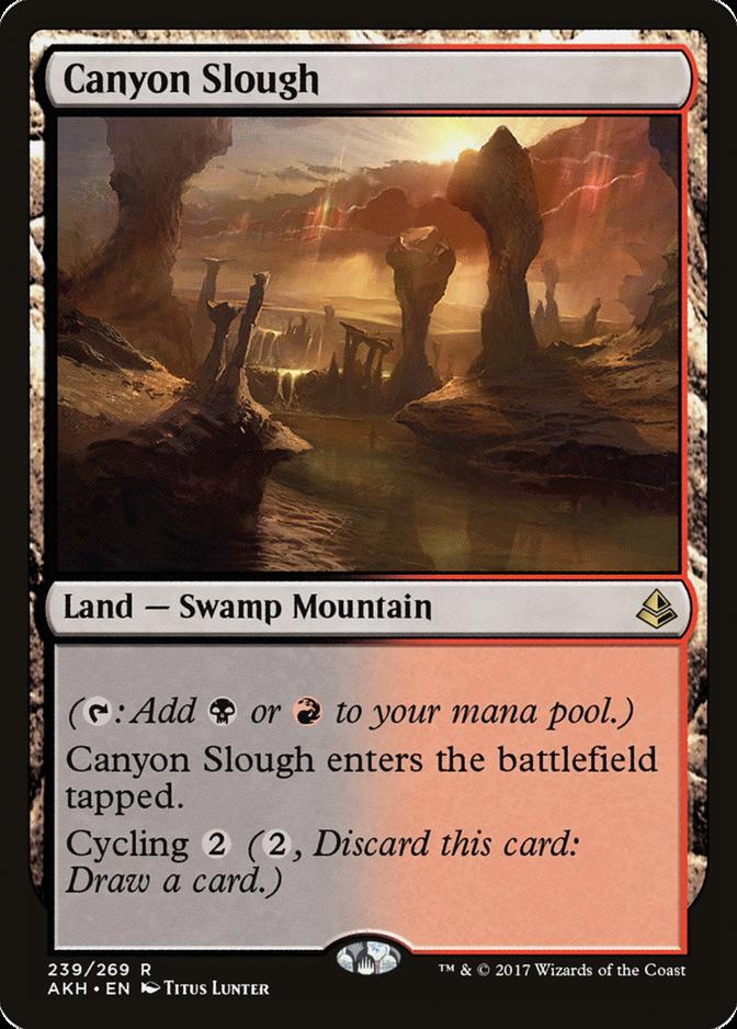 Canyon Slough [AKH]