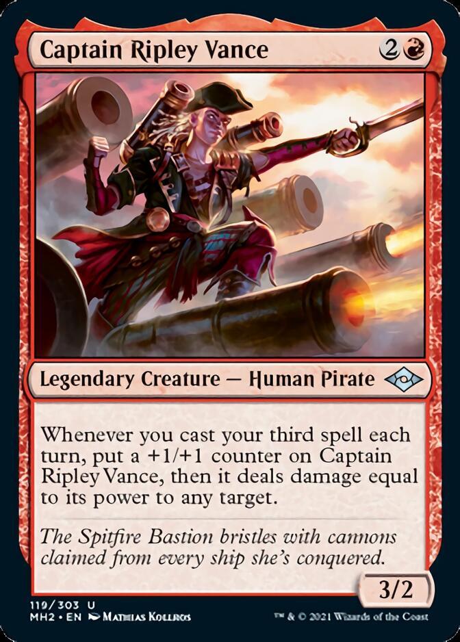 Captain Ripley Vance [MH2]