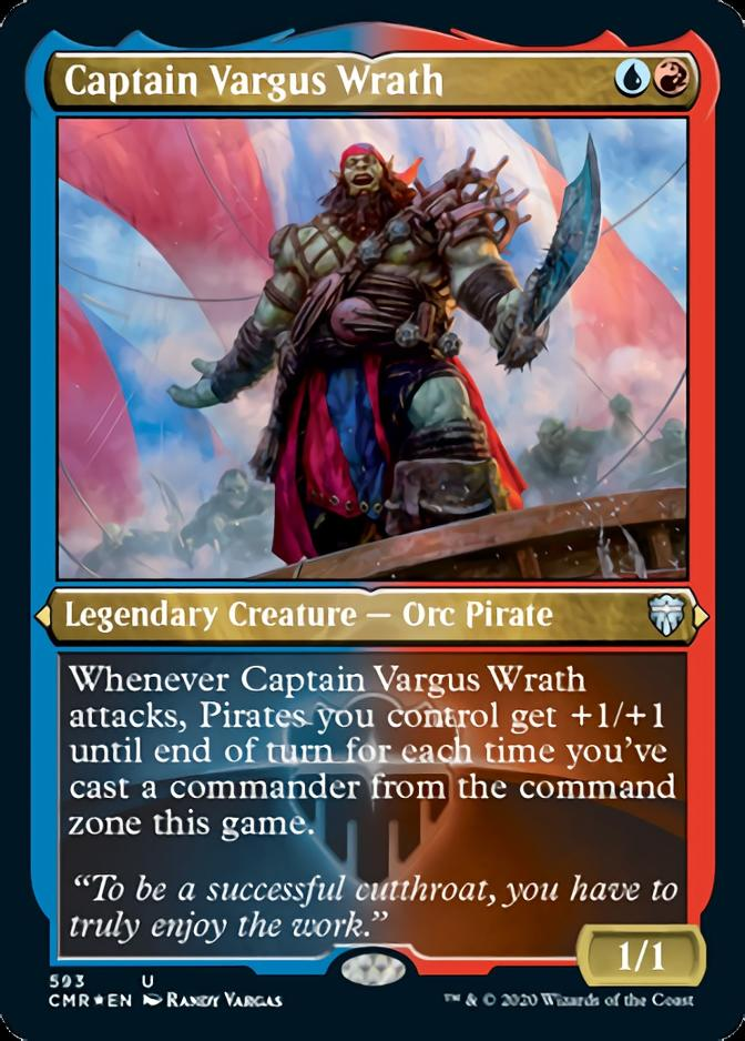 Captain Vargus Wrath [PCMR] (F)
