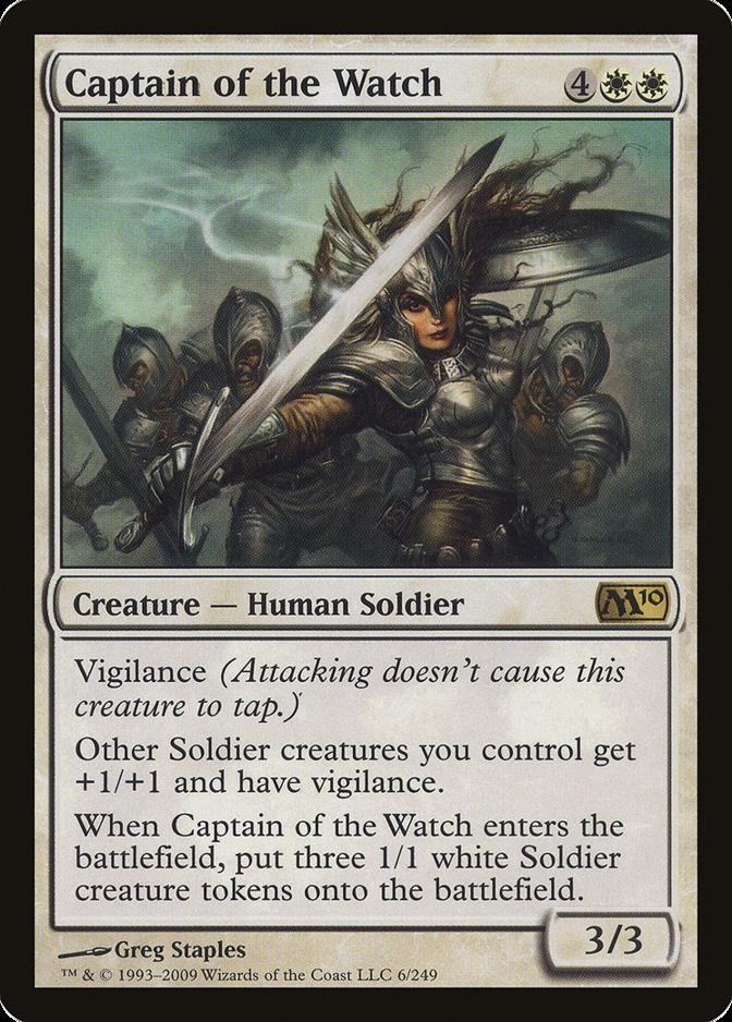 Captain of the Watch [M10]