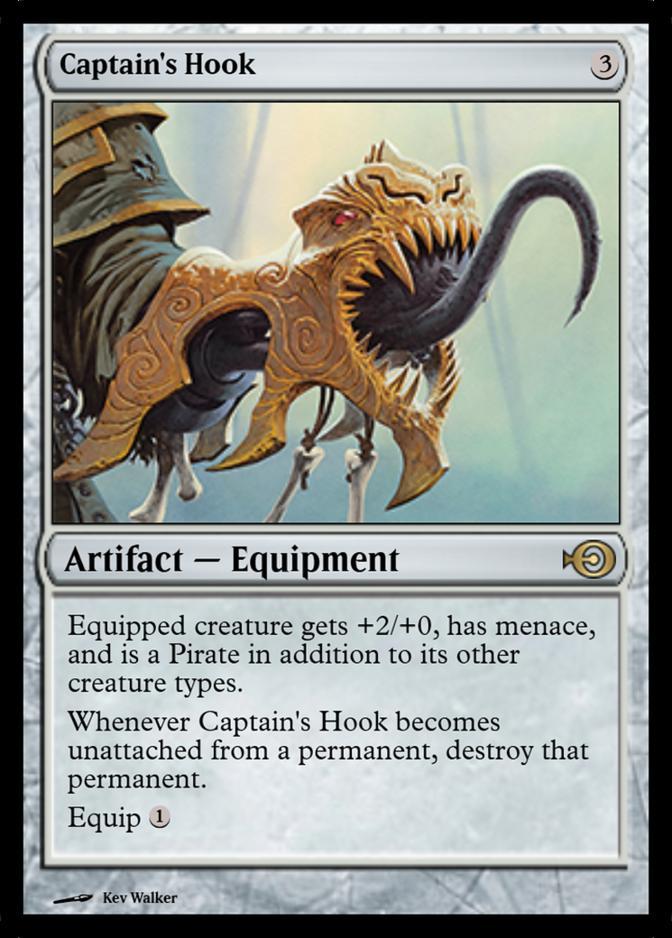 Captain's Hook [PRM] (F)