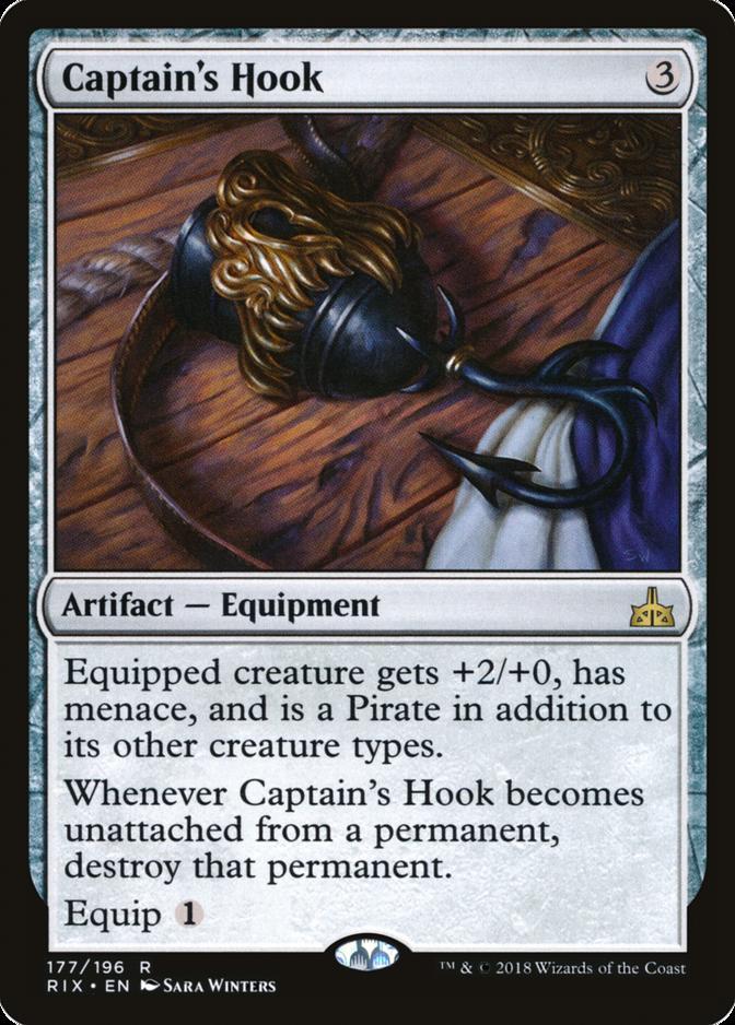 Captain's Hook [RIX]
