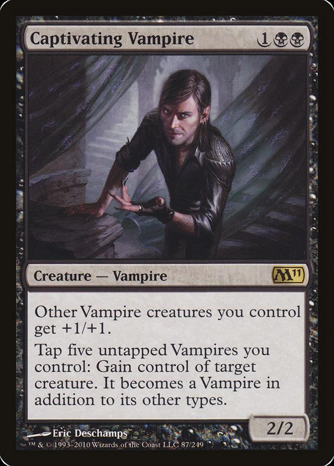 Captivating Vampire [M11]