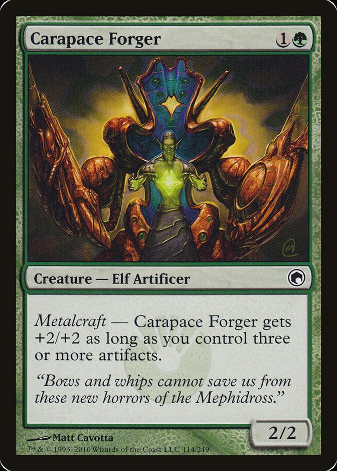 Carapace Forger [SOM]