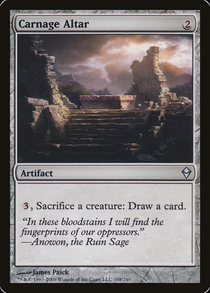 Carnage Altar [ZEN]