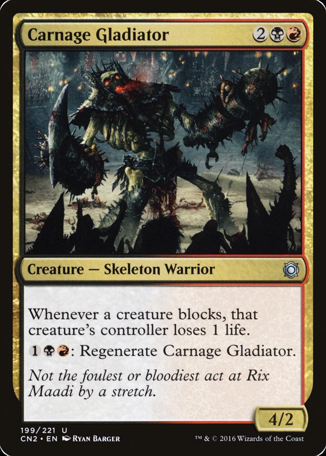 Carnage Gladiator [CN2]