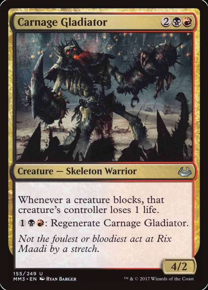 Carnage Gladiator [MM3]