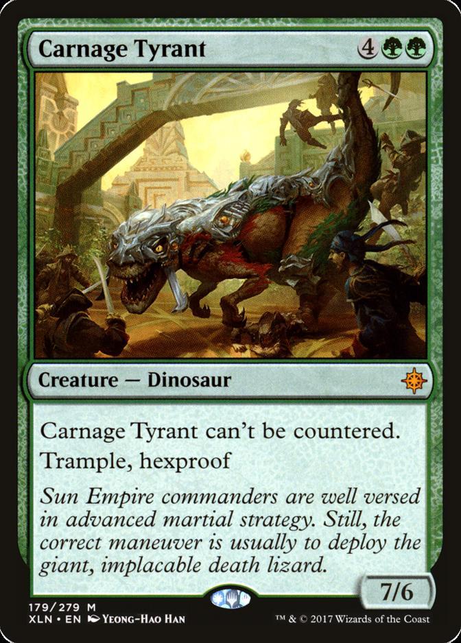 Carnage Tyrant [XLN]