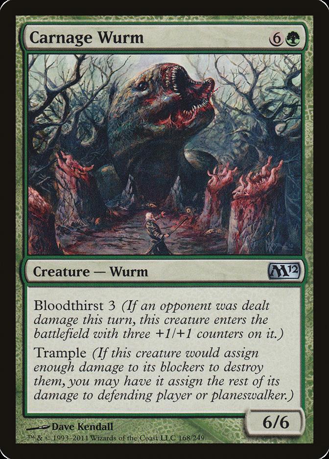 Carnage Wurm [M12]