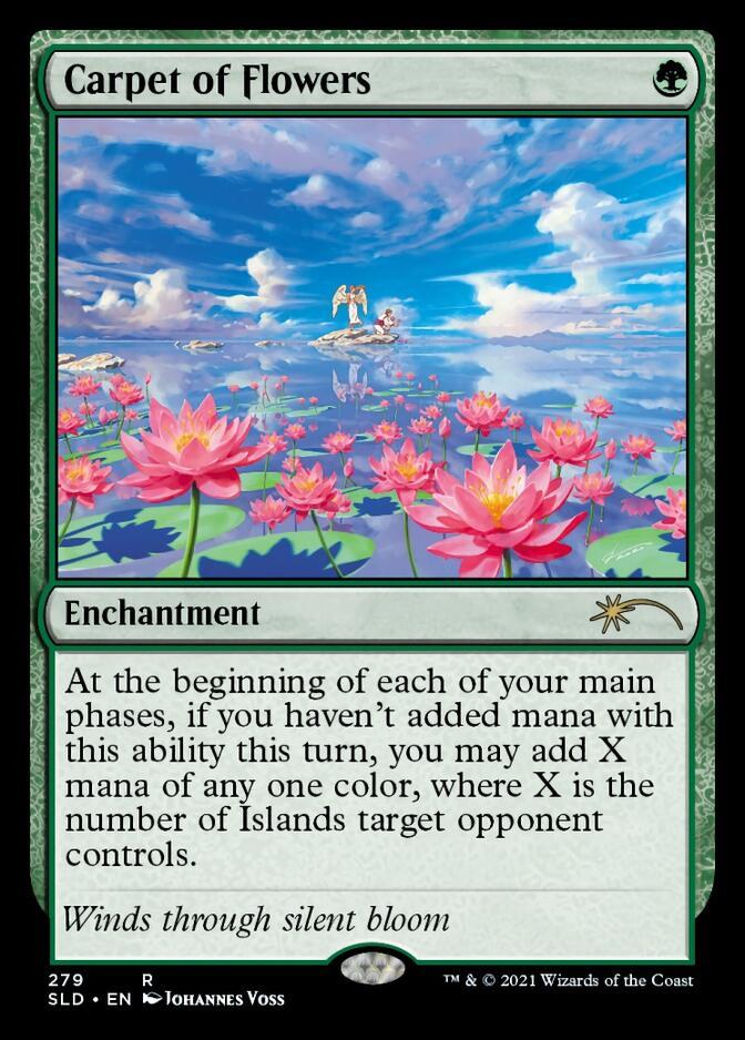 Carpet of Flowers [SLD]