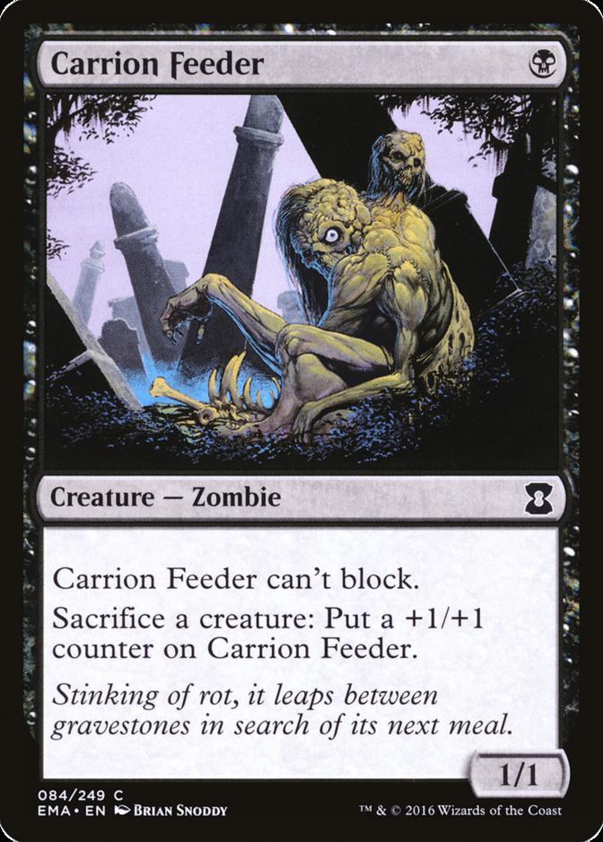 Carrion Feeder [EMA]