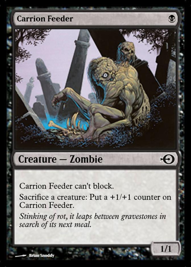 Carrion Feeder [PRM]