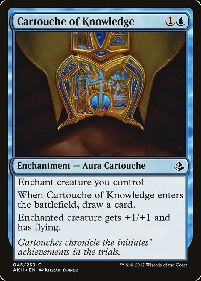 Cartouche of Knowledge [AKH]