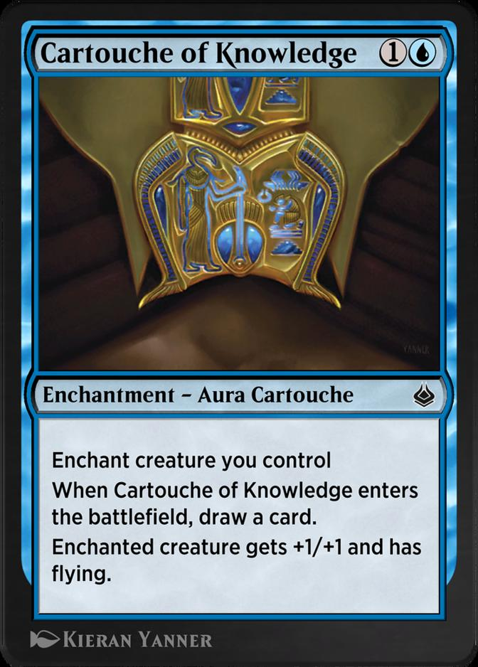 Cartouche of Knowledge [AKR]