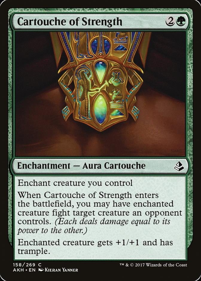 Cartouche of Strength [AKH]