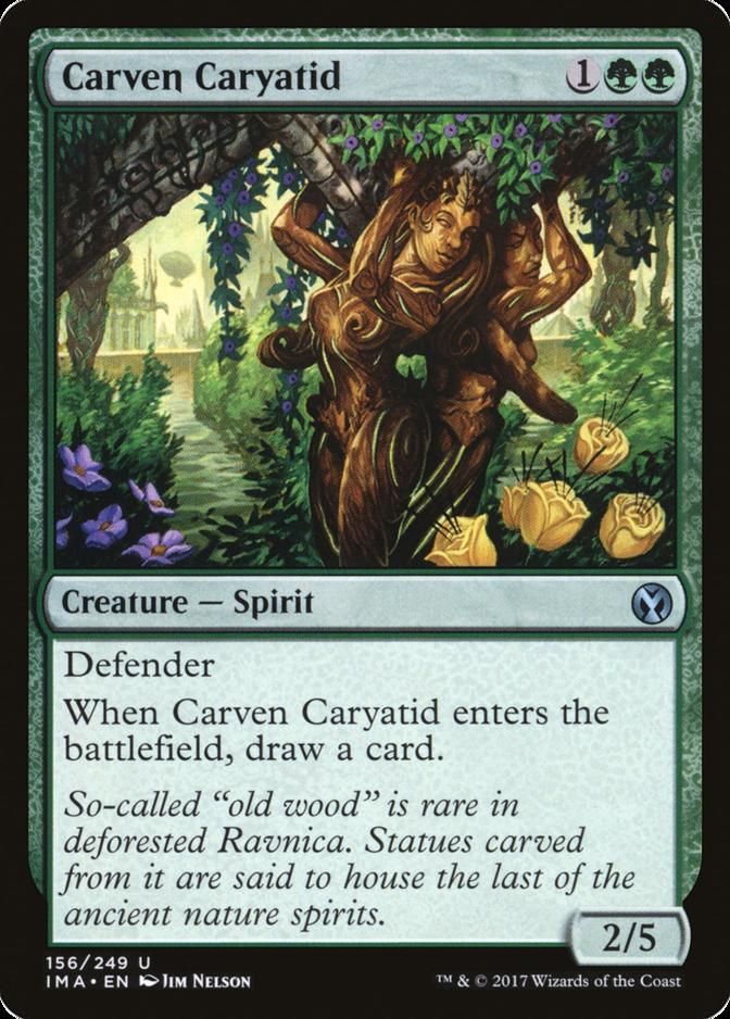 Carven Caryatid [IMA]
