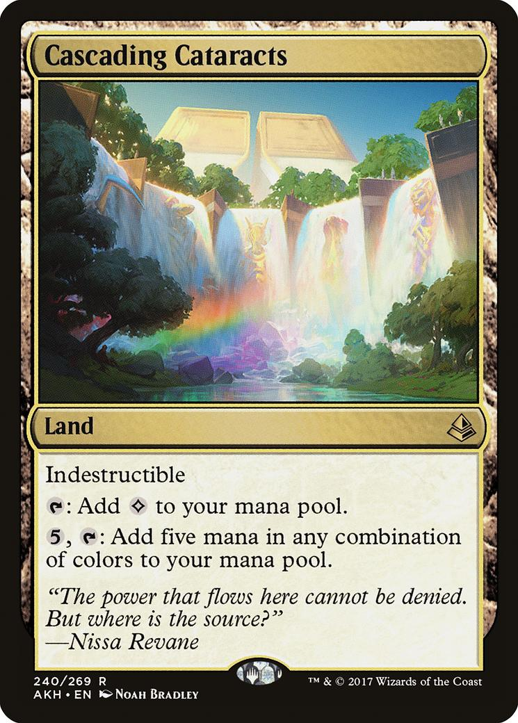 Cascading Cataracts [AKH]