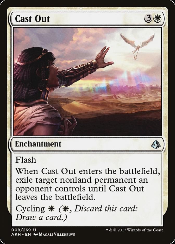 Cast Out [AKH]