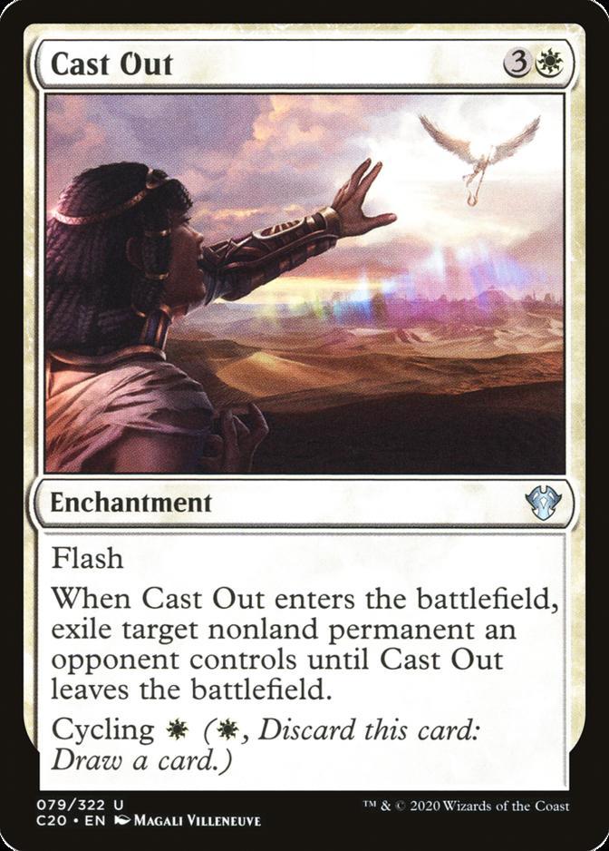 Cast Out [C20]