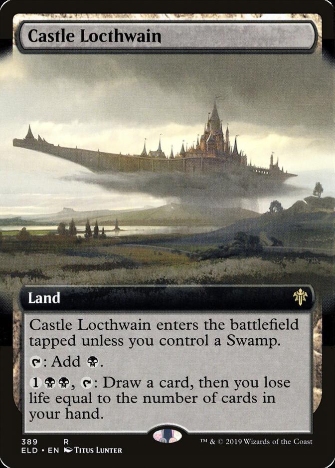 Castle Locthwain [PELD] (F)
