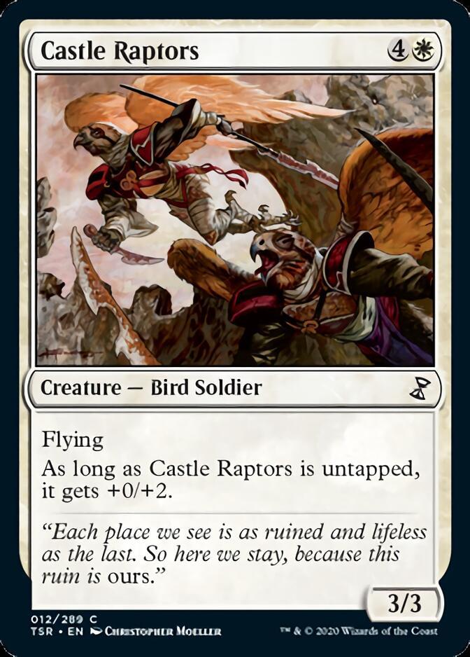 Castle Raptors [TSR]