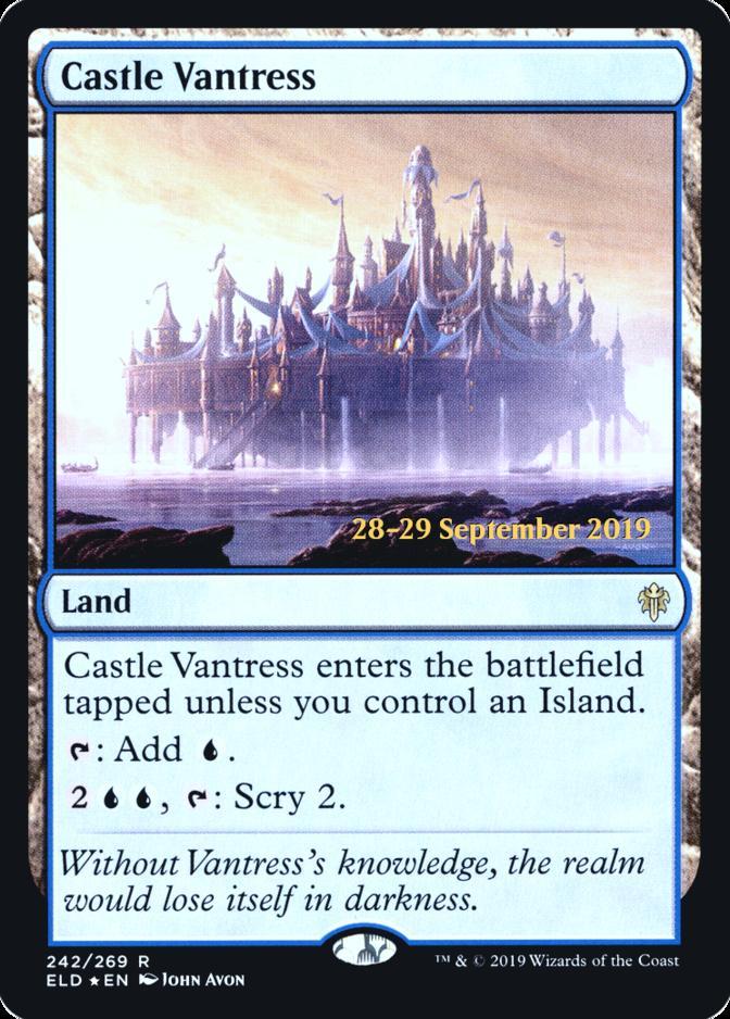 Castle Vantress [PRM-PRE] (F)