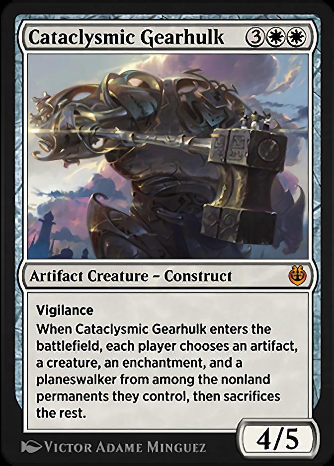 Cataclysmic Gearhulk [KLR]