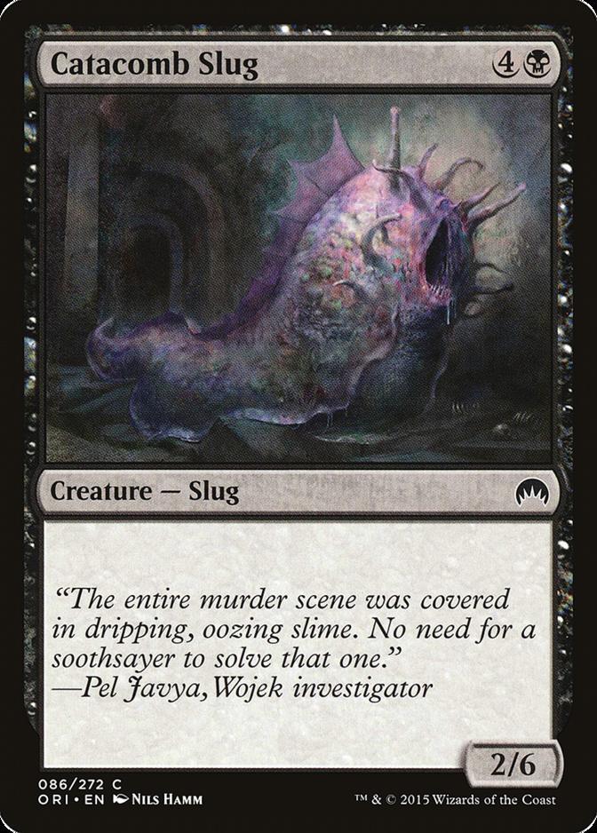 Catacomb Slug [ORI]
