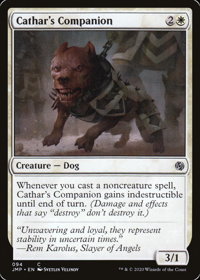 Cathar's Companion [JMP]
