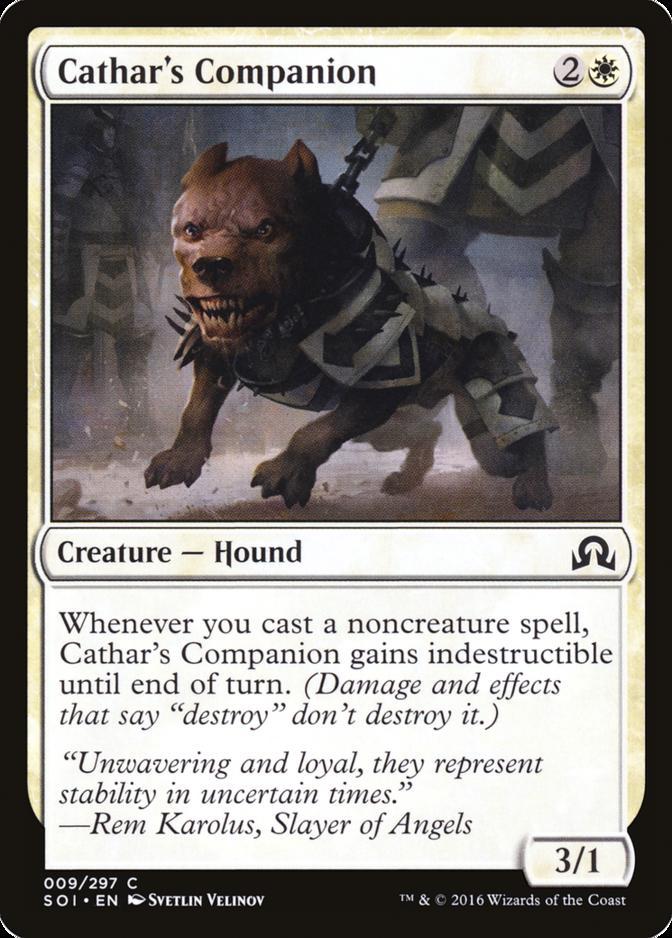 Cathar's Companion [SOI] (F)
