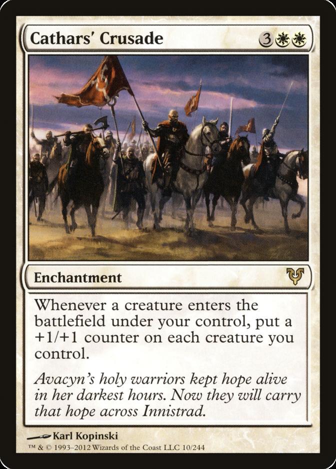 Cathars' Crusade [AVR]