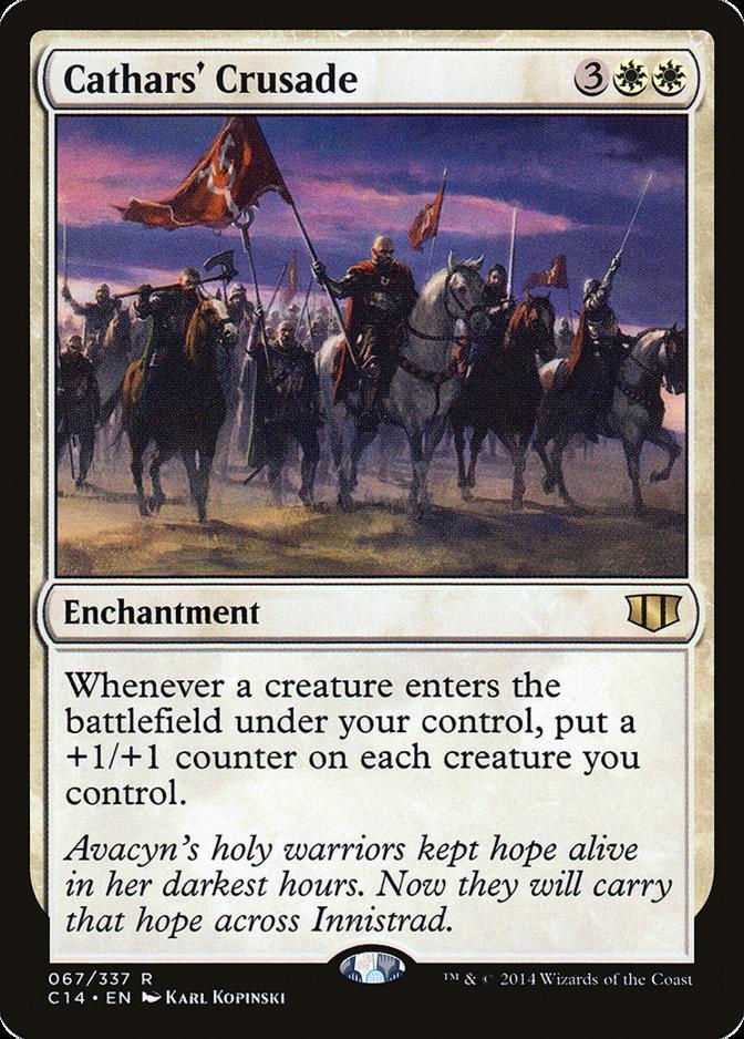 Cathars' Crusade [C14] (F)
