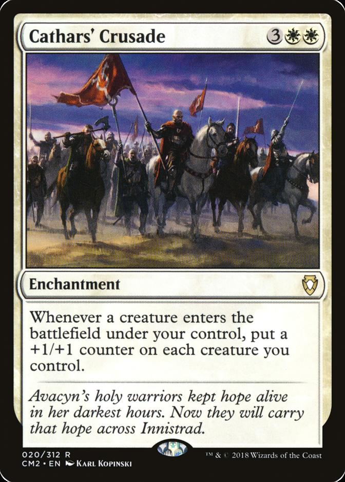 Cathars' Crusade [CM2]