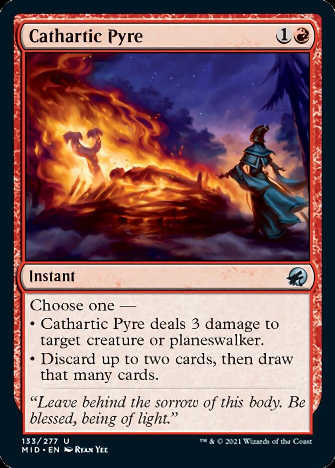 Cathartic Pyre [MID]
