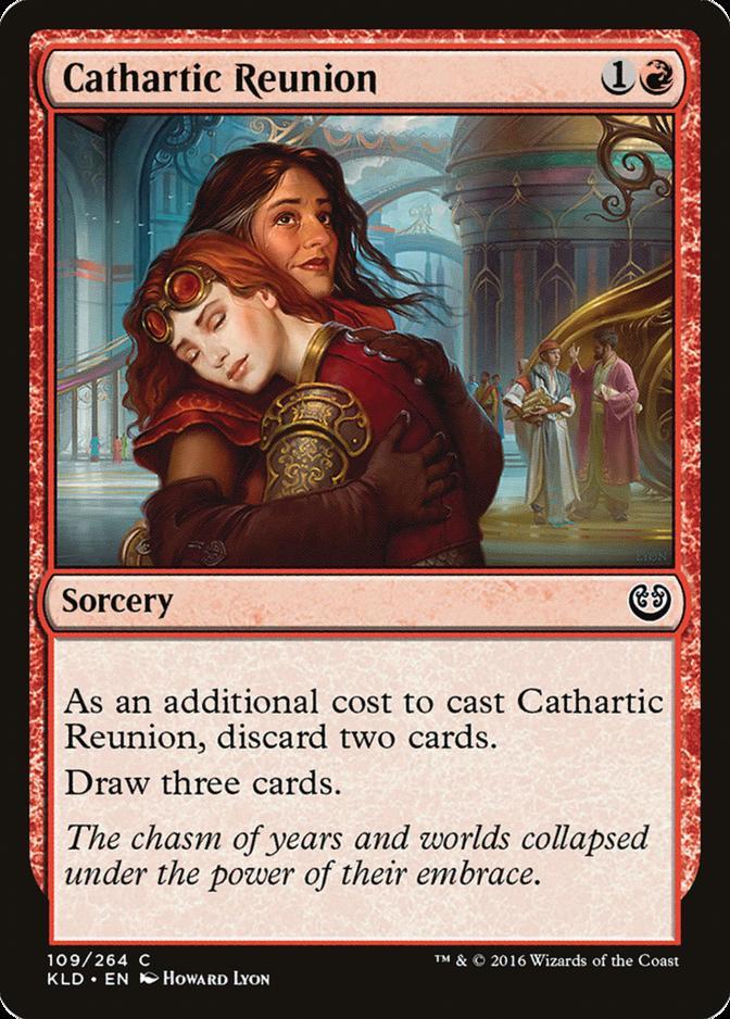Cathartic Reunion [KLD]