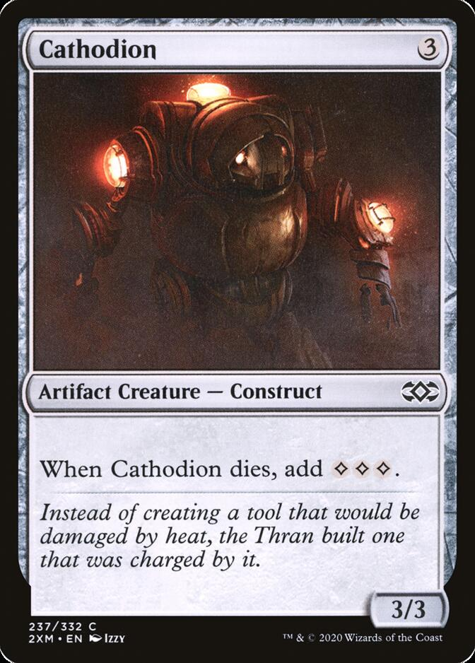Cathodion [2XM]