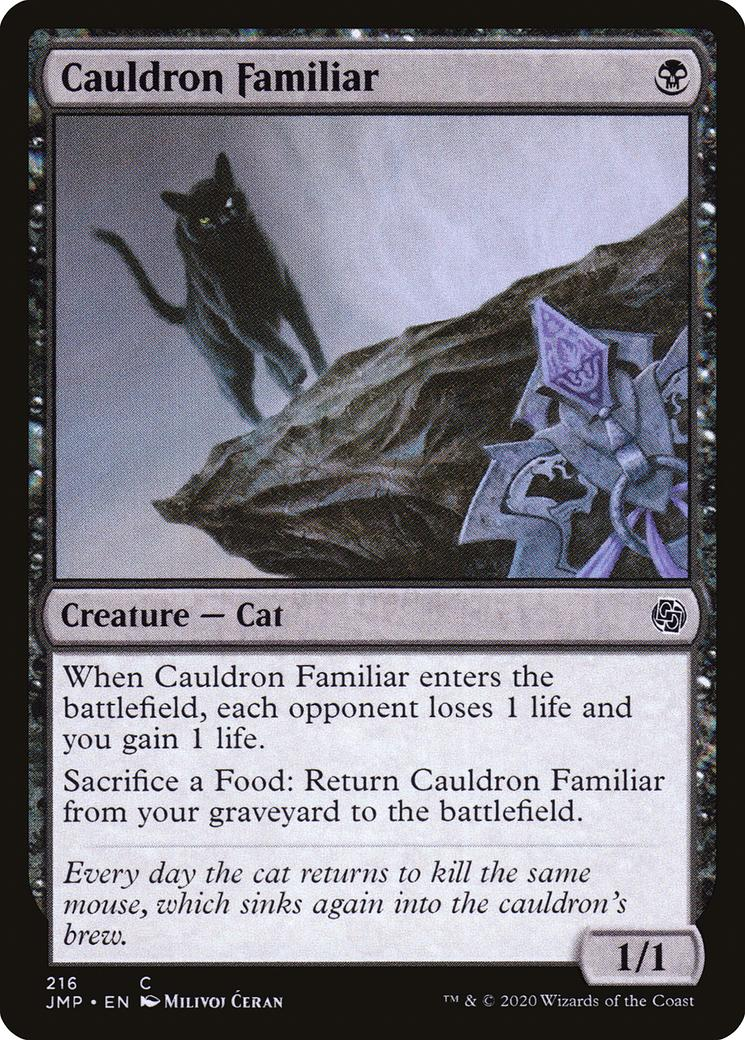 Cauldron Familiar [JMP]