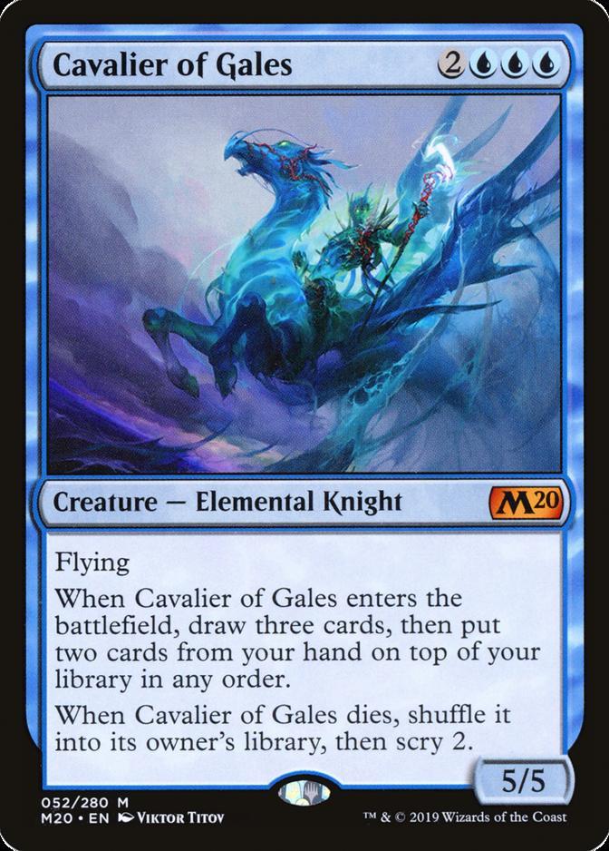 Cavalier of Gales [M20]