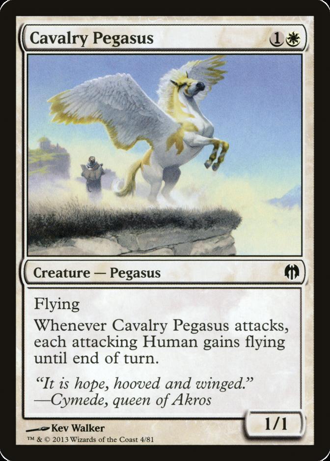 Cavalry Pegasus [DDL]