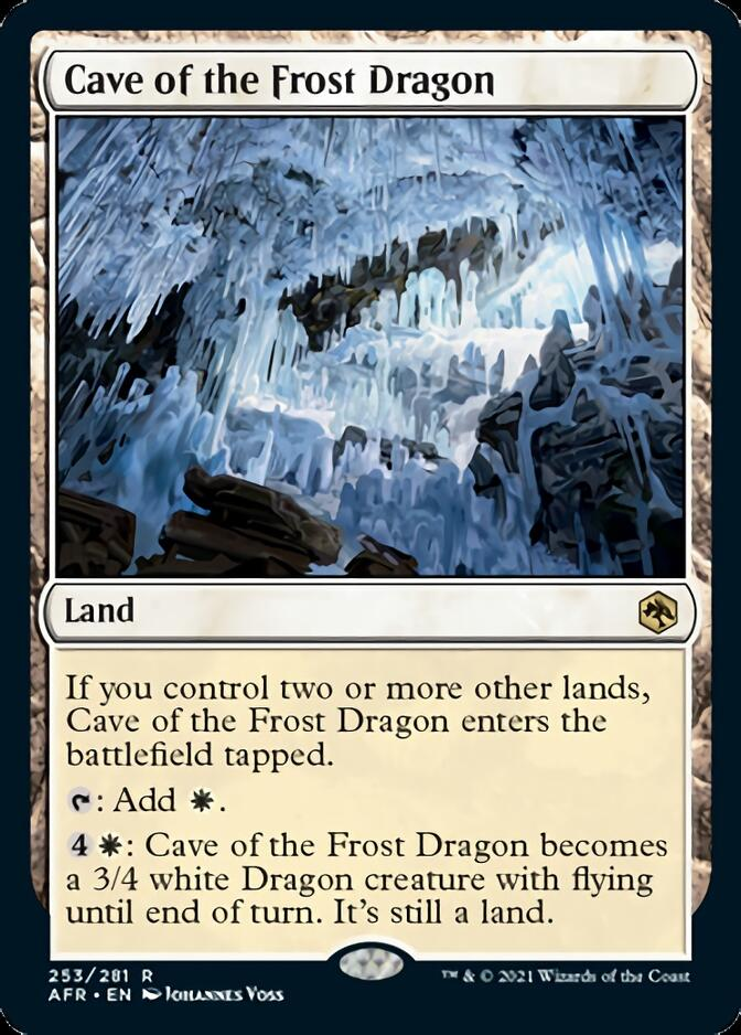 Cave of the Frost Dragon [AFR]