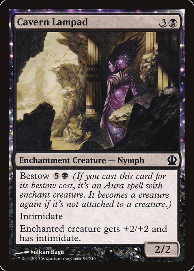 Cavern Lampad [THS] (F)